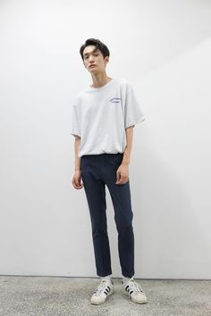 Image result for t-shirt tucked in mens style