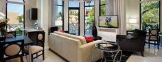 Club Level Suites | Inn on 5th