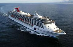 Carnival Miracle...2 cruise on this ship