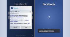 Se filtra Facebook Home, la aplicación que será presentada el 4 deabril