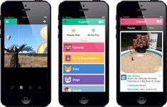 Vine Dramatically Improves Video Discovery and more