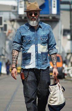 Men's Street Fashion #PurelyInspiration