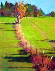 Susan Ogilvie, Fence Line