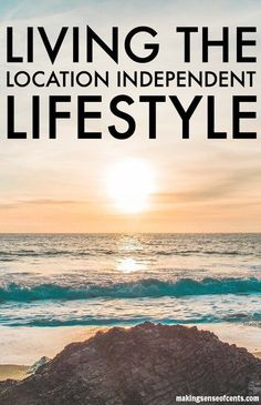 How To Become A Digital Nomad & Work Remotely. Many of you seem to be interested in possibly living the location independent lifestyle as well. I know it's a dream for many, but there are things to think about. Being location independent still means that you have to work and earn money!