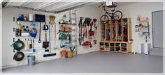 ideas for garage organization - Google Search