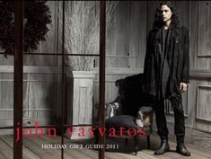 Grey and Black Holiday Gift Guide, Holiday Gifts, Gothic Stories, Miles Mcmillan, John Varvatos, Male Models, Mens Fashion, Grey, Blog