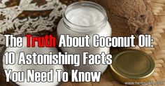 """Coconut oil is one of the few foods that could be rightly be considered a """"superfood."""" Its unique combination of fatty acids can have profound positive effects on... [read more]"""