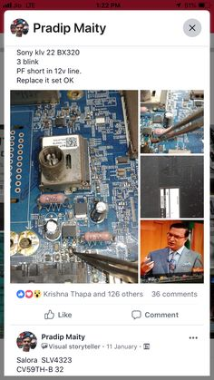 Sony Led Tv, Tv Led, Lcd Television, Electronic Circuit Projects, Tv Services, Plasma Tv, Mobile Phone Repair, Led Panel, Boombox