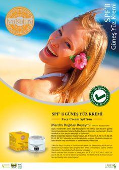 organic sun cream from Mardin