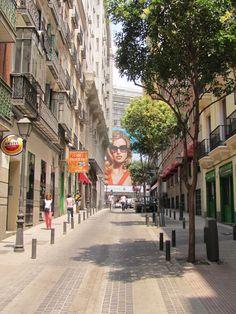 Madrid my street
