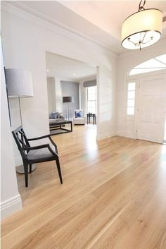 Images of American Oak Timber Flooring projects by NS Timber Flooring of Brisbane Vinyl Plank Flooring, Maple Wood Flooring, Living Room Flooring, Flooring, Oak Floorboards, Oak Timber Flooring, Red Oak Floors, Light Oak Floors, Floor Design