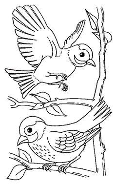 vögel ausmalbilder | ausmalbilder, ausmalen und
