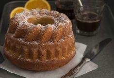 Narancsos-kardamomos kuglóf Hungarian Cake, Cupcake Cakes, Cupcakes, Ring Cake, Yams, Pound Cake, Scones, Doughnut, Nom Nom