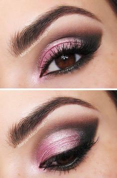 Love the shade of pink with the cat eye, eye shadow! Visit my site http://youtu.be/4yfEGZnJ96M #makeup