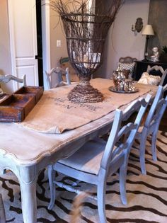 French Country Dining Set by cbensten on Etsy, $2000.00