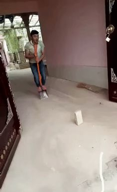 It would seem, jumping on a shovel through a brick. Well, what could go wrong?