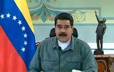 Maduro agradece a oposición y países garantes y pide continuar con el diálogo