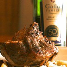 #SundaySupper Slow Cooker Hearty Burgundy Pork Roast