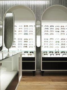 The Optometrist by Greg Natale, Sydney » Retail Design Blog