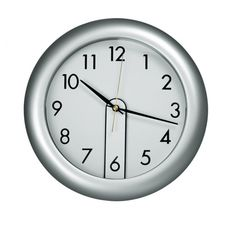 Quartz wall clock Small quartz wall clock with removable face