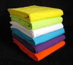 Supersoft Twin XL Bedding Sheets - Vibrant College Bedding - Extra Long Twin Sheets for Dorm Room Bedding