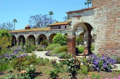 Jewel in the Rough: Mission San Juan Capistrano - The World Is A Book