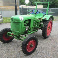 Deutz F2L 612/5NK,Bj.56,Oldtimer,Motor läuft, für Bastler | eBay
