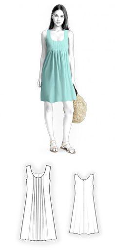 10 besten Nähen Schnittmuster Bilder auf Pinterest   Gowns, Dress ...