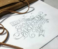 Great type sketch by @abedazarya | #typegang if you would like to be featured | typegang.com by type.gang
