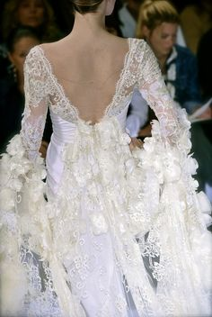 Another potential wedding gown for Margaery, Elie Saab