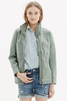d95adfe4c Fleet Jacket by Madewell Jacket Style