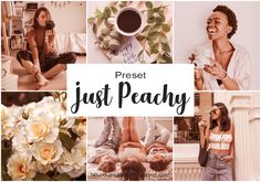 La Turquesa blog - Preset Just Peachy Grátis! Presets Do Lightroom, Lightroom Gratis, Feeds Instagram, Just Peachy, How To Pose, Photography Tips, Blog, Instagram Ideas, Shots Ideas
