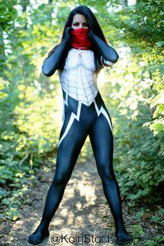 Silk Spider Man Cosplay