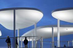 London 2012 BMW Pavilion by Serie Architects Pvc Canopy, Backyard Canopy, Fabric Canopy, Canopy Outdoor, Canopy Crib, Canopies, Wooden Canopy, Canopy Bedroom, Door Canopy