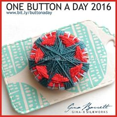 Day 81: Dial #onebuttonaday by Gina Barrett