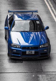 Skyline R34 GTR...