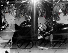 Kawaii Anime, Anime Art, Handsome, Fan Art, Manga, Diabolik, Geek, Anime Characters, To Draw