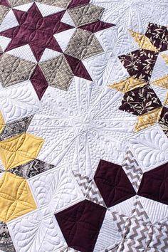 Swoon Quilt - Quilt Pictures, Patterns & Inspiration... - APQS Forums