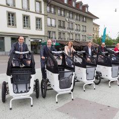 vélo cargo libre service, berne