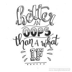 Dag 4 #dutchlettering van januari 2018. . . . . . . . . . . . #typography #calligraphy #brushcalligraphy #brushlettering #quote #lettering #letterart #handdrawn #handwritten #handmadefont #handletteren #handlettering #dutchletteringchallenge #draw #drawing #tekenen #tekening #sketch #doodle #typspire #typedaily