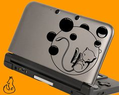 Mew Pokemon decal for 3DS XL 3DS by FoxDecals on Etsy, $7.99