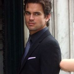 Matt Bomer as Neal Caffrey (White Collar)