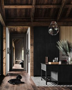 Mila Kunis, Architectural Digest, Ashton Kutcher, Board Formed Concrete, Decoracion Vintage Chic, Devol Kitchens, Home Kitchens, Custom Sofa, Step Inside