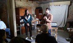 Comenzó el taller de Turismo Rural en Escalada