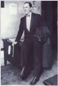 Arnold Rothstein, the criminal mastermind who gave Luciano his start