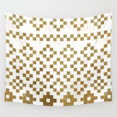 Boho Chic III Wall Tapestry