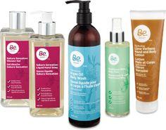 Body Bath Products