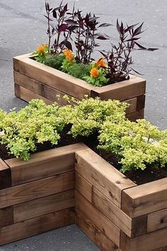 Number 13, Real Wood, Home Deco, Garden Design, Eco Friendly, Backyard, Decoration, Outdoors, Gardening