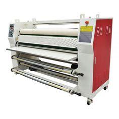 New Item: Product Description Roll Heat transfer Machine (2)
