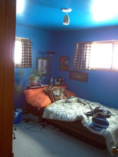 Electric Blue Bedroom Sleep Pink Bedrooms Projects